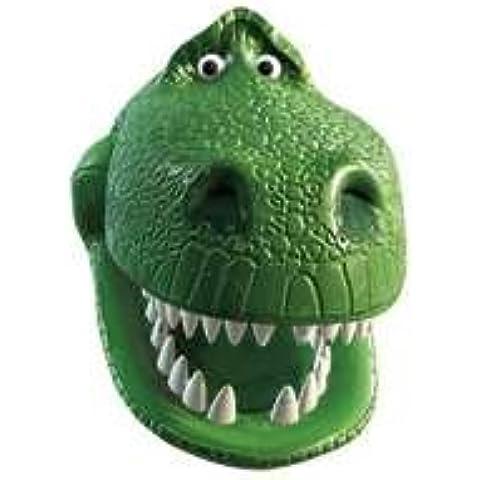 Máscara Cartón adulto Rex el dinosaurio© Toy Story