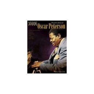 Piano Artist Transcriptions: The Very Best Of Oscar Peterson: Noten, Sammelband für Klavier