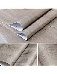 Decorativo gris roble mesa papel contacto - Vinilo