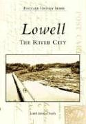 Lowell: The River City (Postcard History Series) -