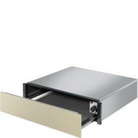 Smeg CTP8015P - warming drawers (Cream, Push, Rotary, 0-80 °C)