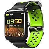 GARDEX Fitness Tracker, Braccialetto Intelligente con Schermo Colorato 3D con Monitor HR,...