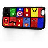 (für iPhone 6/iPhone 6S) Telefon Fall Back Cover-hot10874Superheld Batman Spiderman Wonderwoman Superman hot10874 Superman-fall