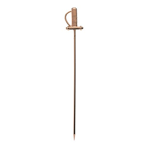 Barfly M37065CP Cocktail Picks, Copper Plated Ice Bucket