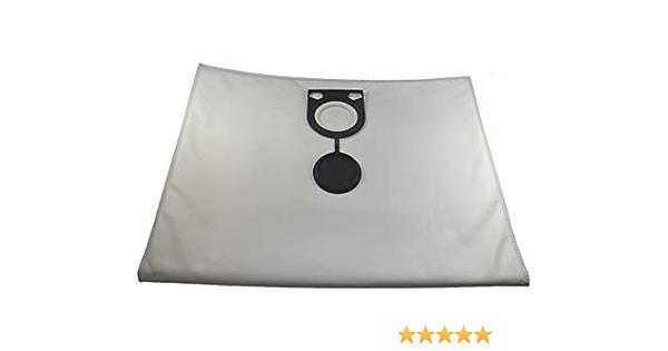 für alle 25-35l Kunststoff 5x Starmix FBV 25-35 Vlies-Filterbeutel doppellagig