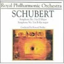 Sym 3 & 5 by F. Schubert (2000-01-11)
