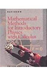 Mathematical Methods for Introductory Physics with Calculus (Saunders Golden Sunburst Series) by Ronald Crosby Davidson (1994-05-02)