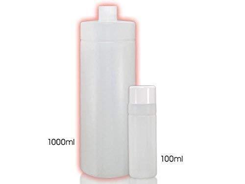 Bouteille en plastique vide bouteille 1000ml-Lot de 10