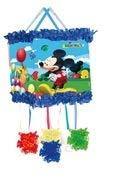 Verbetena 014000285 Mickey Mouse - Piñata Viñeta para cumpleañ
