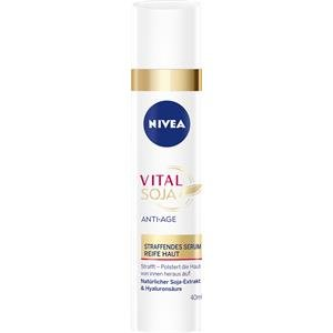 Nivea Gesichtspflege Serum und Kur Vital Soja Anti-Age Straffendes Serum 40 ml