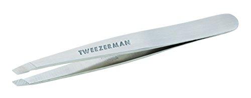 Tweezerman Pince à épiler pointue en acier inoxydable