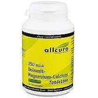 DOLOMIT Magnesium Calcium Tabletten 250 Stück preisvergleich bei billige-tabletten.eu
