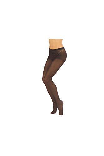 Widmann 4734B, Damenstrumpfhose schwarz Größe XL DEN 40 für Karneval, Halloween, Partys oder Fasching