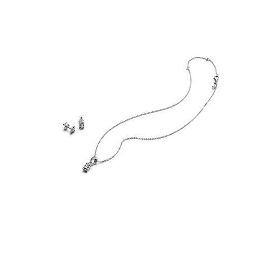 Pandora parure di gioielli donna argento - b801037
