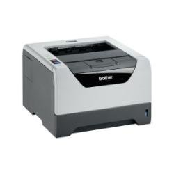 Brother HL-5350DN Monochrome Laserdrucker (Duplex, 1200 x 1200 dpi, USB 2.0) grau/weiß