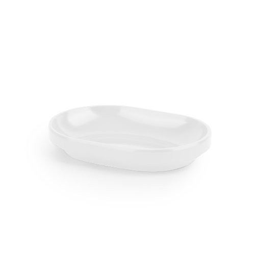 Umbra Step Soap Dish, White