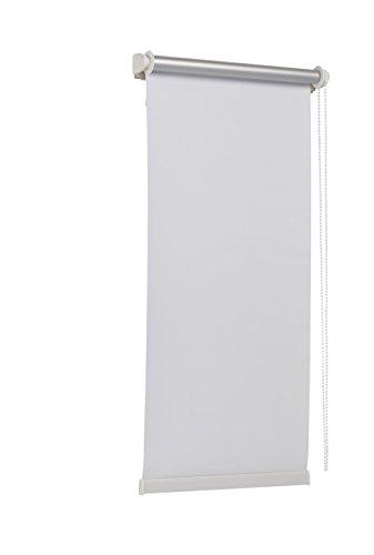 TEXMAXX - Reflect - Verdunklungsrollo Thermorollo Sichtschutz - 110 x 160 cm (Stoffbreite 106 cm) - Rollos für Fenster ohne Bohren inkl. Zubehör -...
