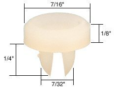 Sliding Window Guide (Sliding Window Guide for Likit, 7/16 Diameter, Package by C.R. Laurence)