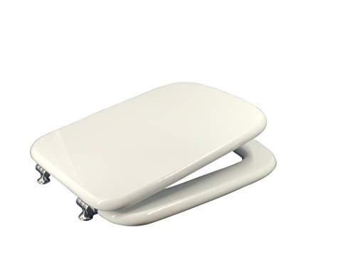 Sì dolomite rio sedile copriwater dedicato, mdf, bianco