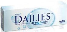Focus Dailies 30er (Dioptrien: -9.50 / Radius: 8.60 / Durchmesser: 13.80)