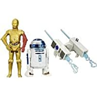 Play Set STAR WARS EPISODE 7 - TWIN PACK FIGURINES R2-D2