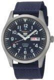 seiko-snzg11k1-5-sports-montre-homme-automatique-analogique-cadran-bleu-bracelet-tissu-bleu
