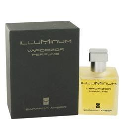 Illuminum Saffron Amber Eau De Parfum Spray By Illuminum - 3.4 oz -