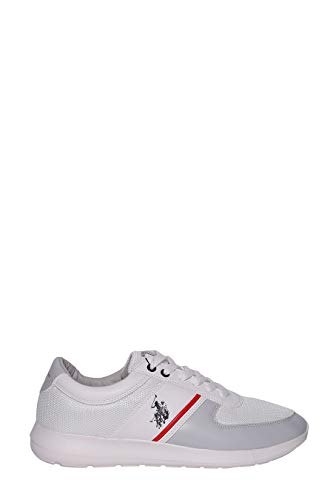 U.S. Polo - FAREL4027S9_MY1 Men's Sneakers White / 42