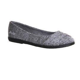 BlowfishGlo - Ballerine donna Grigio (Grey (Grey Heather Jersey))