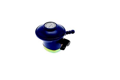 Lifestyle Clip Butane 21mm sur le régulateur bleu