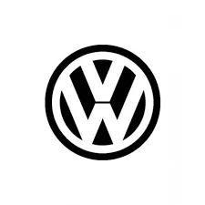 stickerstop-30464-adhesivo-con-el-logotipo-de-volkswagen-negro-12-cm