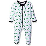 Promini Cute Baby Onesie - Luvable Friends Baby' Happy Turtles Coverall - Ba