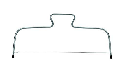IBILI 708933 Lyre à Génoise, INOX, Argent, 32 cm