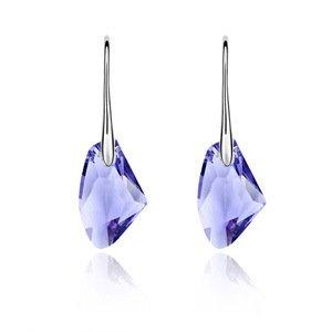 orecchini lunghi orecchini gioielli di moda Le nuove donne di fascia alta compatte , tanzanite