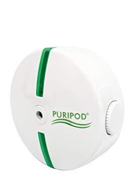 Direct TV Outlet Puripod Visto en TV Purificador e Ionizador Silencioso Aire Limpio y Fresco Limpiador...