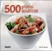500 Platos asiáticos por Ghillie Basan