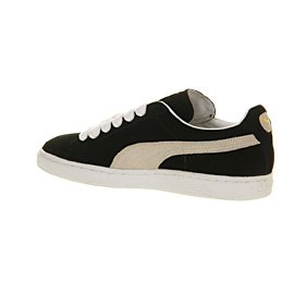 Puma Mixte Suede Schwarz Wei Sneaker Suede Chaussons Adulte Classic Puma 1ffq8d