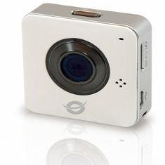 Conceptronic 1007090 - Cámara IP HD (WiFi, 720p, carcasa sumergible, micro SD)...