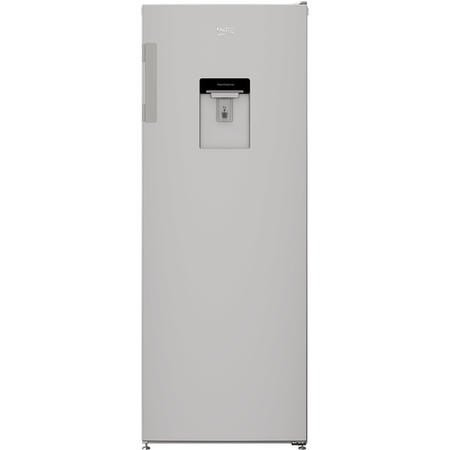 beko-lxsp1545ds-freestanding-tall-larder-fridge-with-water-dispenser-silver