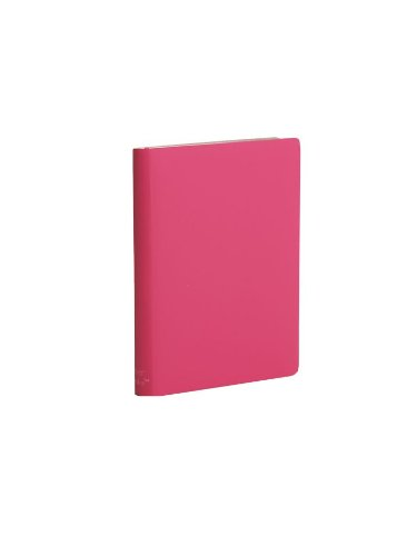paperthinks-rhodamine-pocket-squared-recycled-leather-notebook-35-x-127-cm-pt90715-by-paperthinks