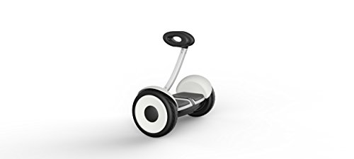 Ninebot by Segway Personal Minilite Hoverboard Gyro Unisex Erwachsene, Weiß - 6
