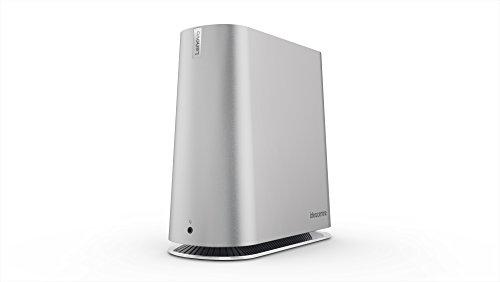 Lenovo Ideacentre 620S-03IKL - Ordenador de sobremesa (Intel i5-7400T, RAM de 8 GB, HDD de 2 TB, Windows 10 Home) plateado - teclado QWERTY español
