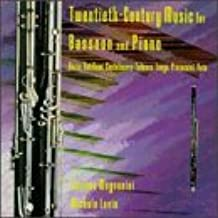 Twentieth Century Music for Bassoon & Piano by Twentieth Century Bassoon & Pi (1999-02-09)