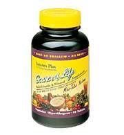 Natures Plus Source of Life® Mini-Tabs No Iron Eisenfrei 180 Mini-Tabletten (185g) -