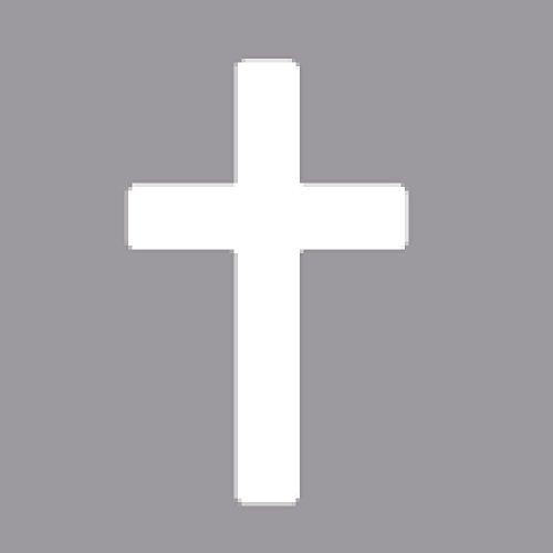 Rayher Motivstanzer Kreuz ø 3,81cm, 1,5 Zoll, geeignet für Papier/Karton bis zu 200g/m²