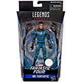Marvel Legends Series Mr. Fantastic 6' Exclusive Action Figure