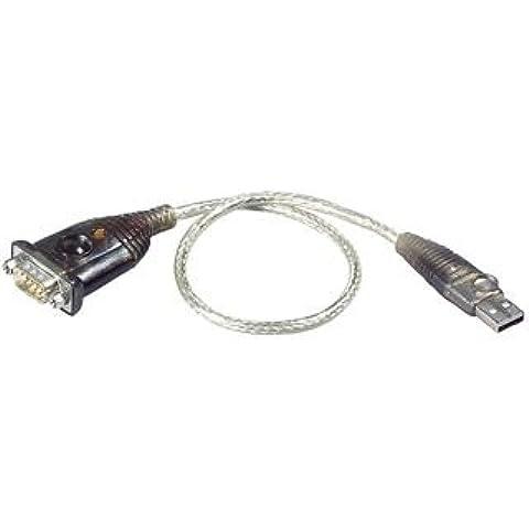 CONVERTER, USB-RS232 SERIAL, 1 PORT,ATEN BPSCA UC232A - CS24255 Di