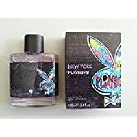 5 pezzi profumi Playboy new york profumo uomo eau de toilette 100 ml spray 4156 acquaverde