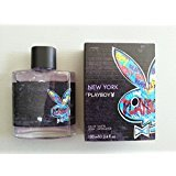5 pezzi profumi Playboy new york profumo uomo eau de toilette 100 ml spray 4156 acquaverde