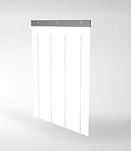 TRDC Ingresso in PVC Morbido Basculante per cucce (50x40 cm)